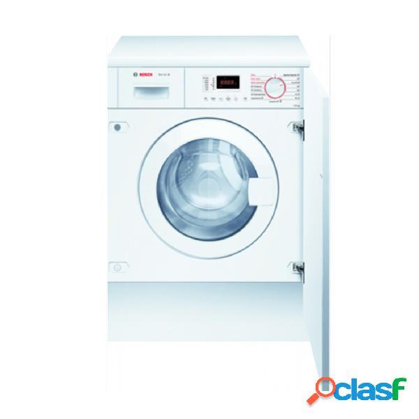 Lavasecadora Integrable - Bosch WKD24362ES Eficiencia B 7 kg
