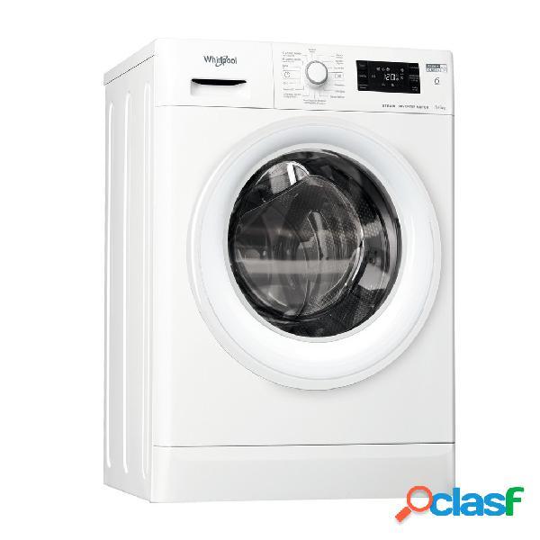 Lavasecadora Libre Instalación - Whirlpool FWDG 861483 WV