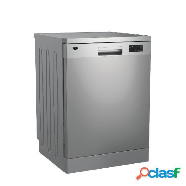 Lavavajillas Libre Instalación - Beko DFN16420X Eficiencia