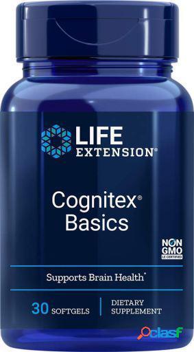 Life Extension Cognitex Basics 30 Perlas