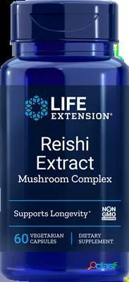 Life Extension Complejo de Hongos con Extracto de Reishi 60