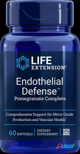 Life Extension Completa Defensa Endotelial Granada 60 Perlas