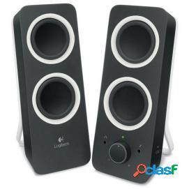 Logitech Multimedia Speaker Z200 Negro