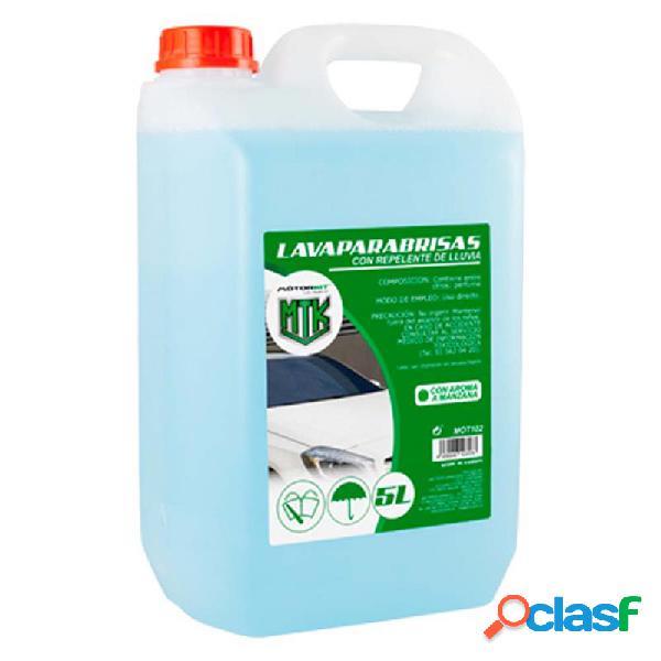 MOT102 - Lavaparabrisas con repelente 5% 5l manzana -2º