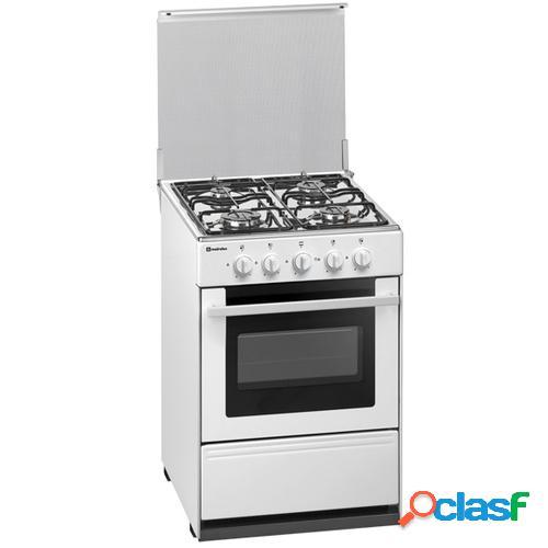 Meireles G 2540 V W NAT Cocina independiente Blanco Encimera