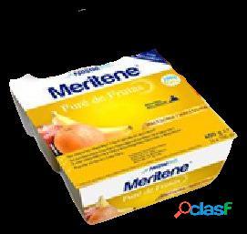 Meritene Puré de Frutas 4 Tarrinas de 100 gr manzana y