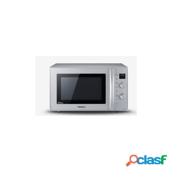 Microondas Libre Instalación - Panasonic NNCD575MEPG Plata