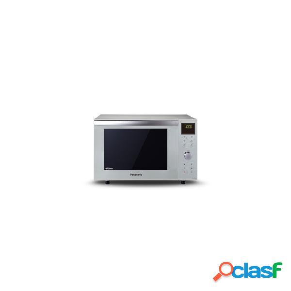 Microondas Libre Instalación - Panasonic NNDF385MEPG Plata