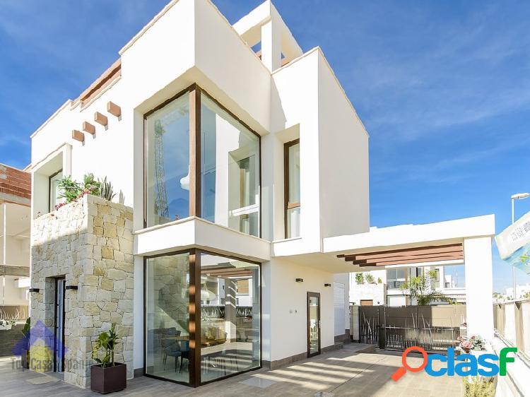 Moderne villa in mediterrane stijl in Ciudad Quesada