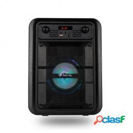 NGS Roller Lingo Altavoz Bluetooth Negro