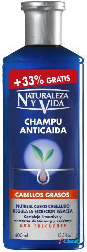 Naturaleza y Vida Champú Anticaída Normal 300 ml