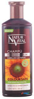 Naturaleza y Vida Champú Color Castaño 300 ml 300 ml