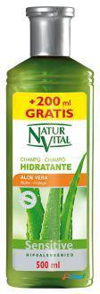 Naturaleza y Vida Champú Sensitive Hidratante 500 ml