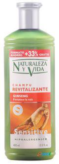 Naturaleza y Vida Champú Sensitive Revitalizante 300ml