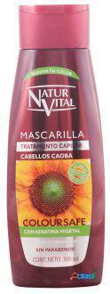 Naturaleza y Vida Mascarilla Coloursafe Caoba 300 ml 300 ml