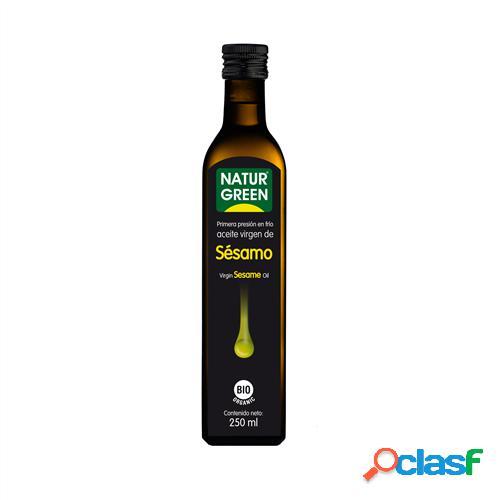 Naturgreen AceitedeSésamoBio 250 ml