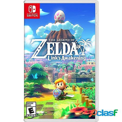 Nintendo Switch Juego Zelda Link's Awakening Ramake