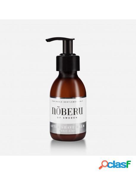 Noberu of Sweden Amber Lime After Shave Balm 125ml