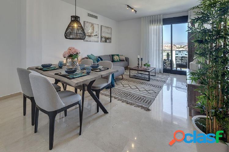 Nuevos apartamentos en Alicante