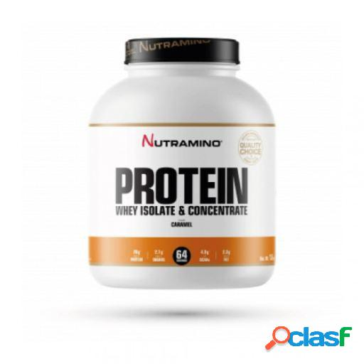 Nutramino Whey Protein Caramelo 17 Lang 1.8 kg