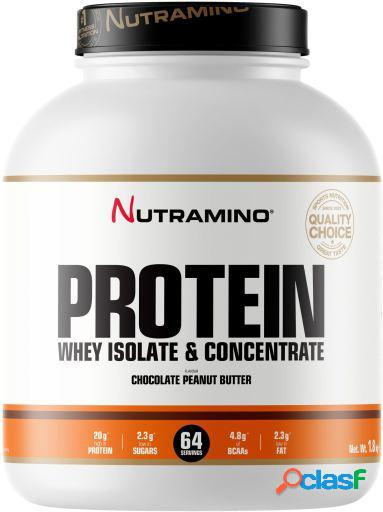 Nutramino Whey Protein Chocolate 17 Lang 1.8 kg