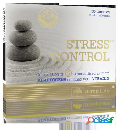 Olimp Labs Stress Control 30 Cápsulas