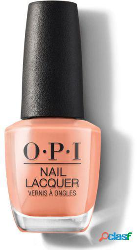 Opi Coral Ing Your Spirit Animal nail lacquer 15 ml