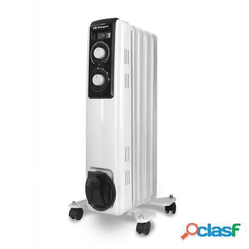 Orbegozo RF-1000 calefactor eléctrico Radiador de aceite