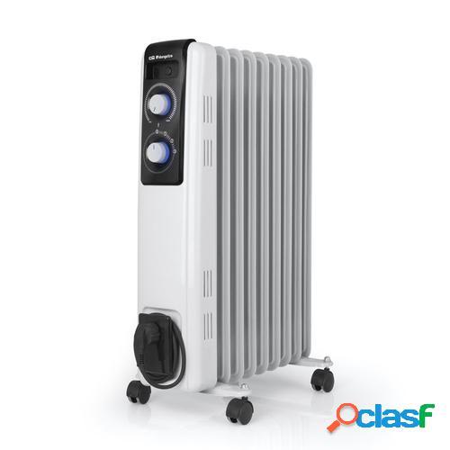 Orbegozo RF 2000 calefactor eléctrico Radiador de aceite
