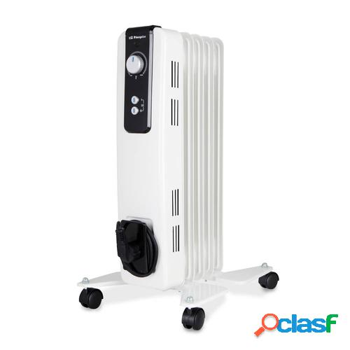 Orbegozo RH 1000 Radiador de aceite eléctrico Interior