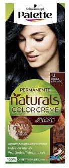Palette Naturals Tinte 1.1-Negro Azulado