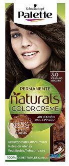 Palette Naturals Tinte 3.0-Castaño Oscuro