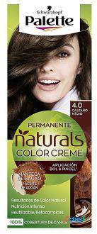 Palette Naturals Tinte 4.0-Castaño Medio