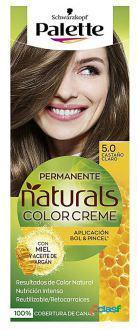 Palette Naturals Tinte 5.0-Castaño Claro