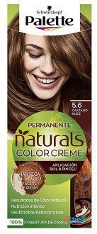 Palette Naturals Tinte 5.6-Castaño Nuez