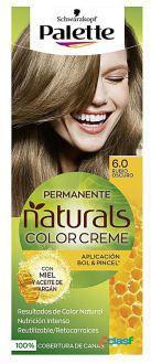 Palette Naturals Tinte 6.0-Rubio Oscuro