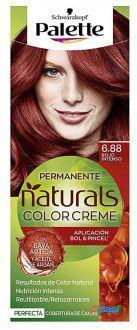 Palette Naturals Tinte 6.88-Rojo Intenso
