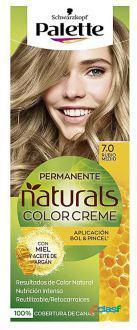 Palette Naturals Tinte 7.0-Rubio Medio