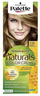 Palette Naturals Tinte 7.55-Rubio Dorado