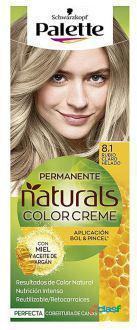 Palette Naturals Tinte 8.1-Rubio Claro Helado