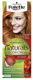 Palette Naturals Tinte 8.77-Cobrizo Intenso