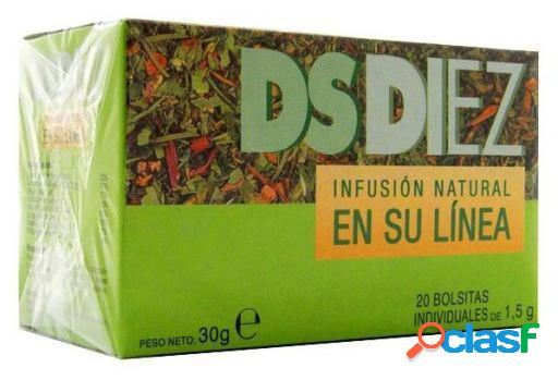 Phytovit Ds-Diez Infusion 20 sobres