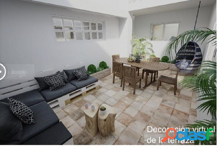 Piso en Alicante Céntrico y con Gran Terraza