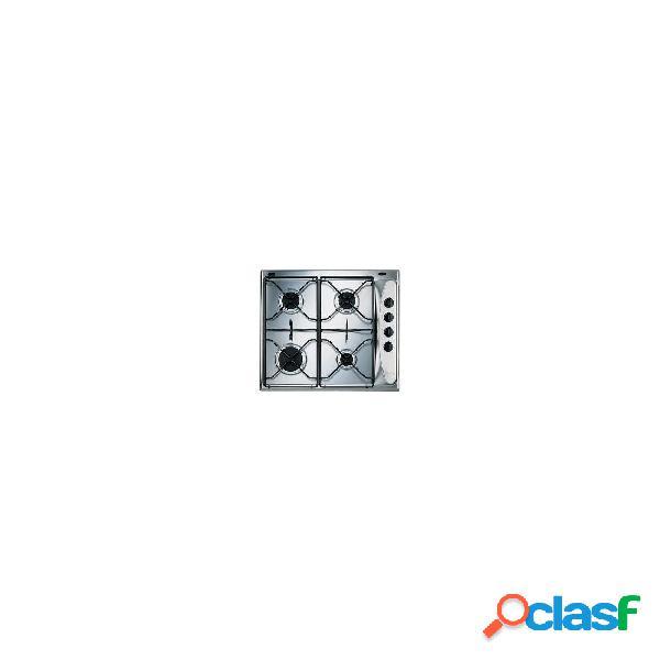 Placa Gas - Whirlpool AKM260IX01 4 Zonas 60 cm Acero