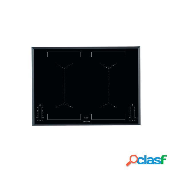 Placa Inducción - AEG IKE74451FB 4 Zonas 70 cm Negro