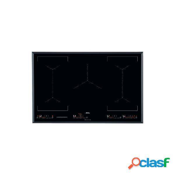 Placa Inducción - AEG IKE85651FB 5 Zonas 80 cm Negro