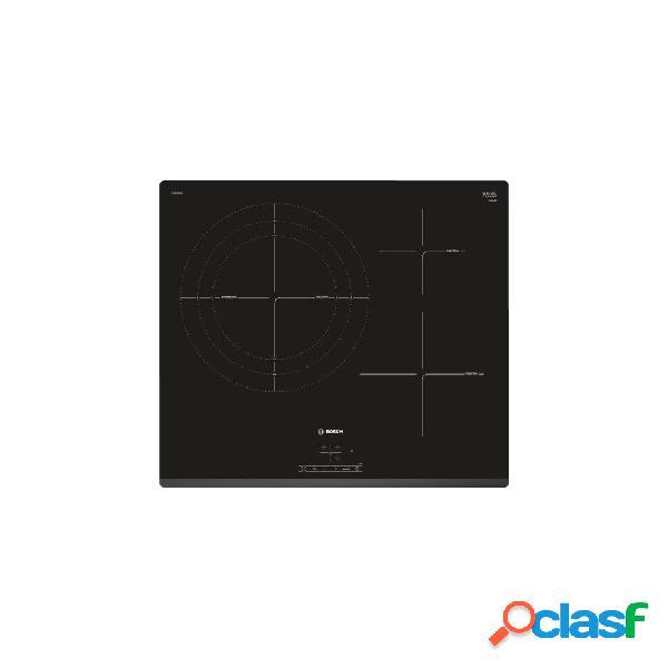 Placa Inducción - Bosch PID631BB3E 3 Zonas 60 cm Negro
