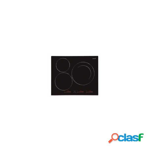 Placa Inducción - Cata INSB 6003 BK 3 zonas Bisel