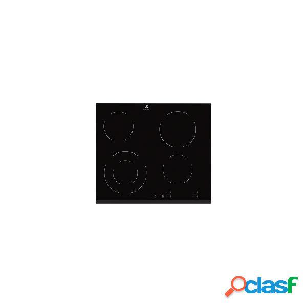 Placa Vitrocerámica - Electrolux EHF6241FOK Bisel 4 zonas