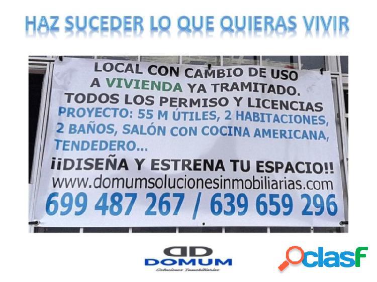 Planta baja - piso 2 habitaciones Venta Torrejón de Ardoz